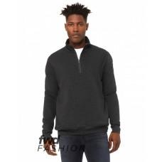 3740C FWD Fashion Unisex Quarter Zip Pullover Fleece - Bella + Canvas Pullover Sweatshirts