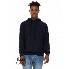 3749C FWD Fashion Unisex Crossover Hoodie - Bella + Canvas Hoodies Sweatshirts