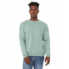 3945 Unisex Drop Shoulder Fleece - Bella + Canvas Fleece Shirts