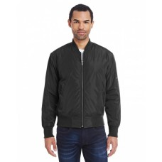 395J Unisex Bomber Jacket - Threadfast Apparel Jackets