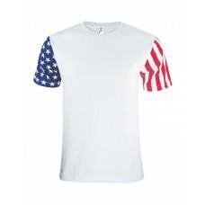 Code Five 3976 Men's Stars & Stripes T-Shirt