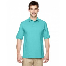 437 Adult SpotShield™ Jersey Polo - Jerzees Polo Shirts