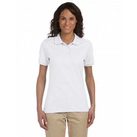 437W Ladies' SpotShield™ Jersey Polo - Jerzees Women Polo Shirts