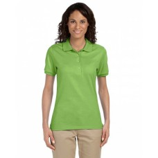437W Ladies' SpotShield™ Jersey Polo - Jerzees Women Polo Shirts