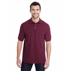 443MR Adult 6.5 oz. Premium 100% Ringspun Cotton Piqué Polo - Jerzees Polo Shirts