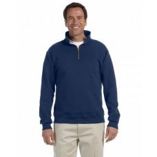 4528 Adult Super Sweats® NuBlend® Fleece Quarter-Zip Pullover - Jerzees Pullover Sweatshirts