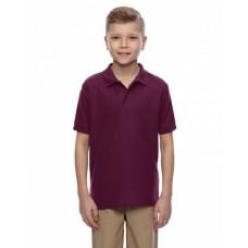 537YR Youth 5.3 oz. Easy Care™ Polo - Jerzees Polo Shirts