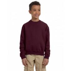 562B Youth NuBlend® Fleece Crew - Jerzees Fleece Shirts