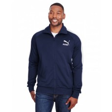 582364 Adult Iconic T7 Track Jacket - Puma Sport Jackets