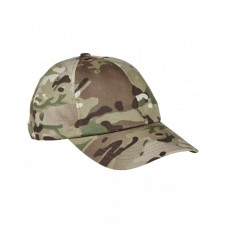 6245MC Low Profile Cotton Twill Multicam® Cap - Yupoong Caps