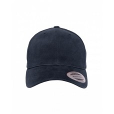 6363V Adult Brushed Cotton Twill Mid-Profile Cap - Yupoong Caps