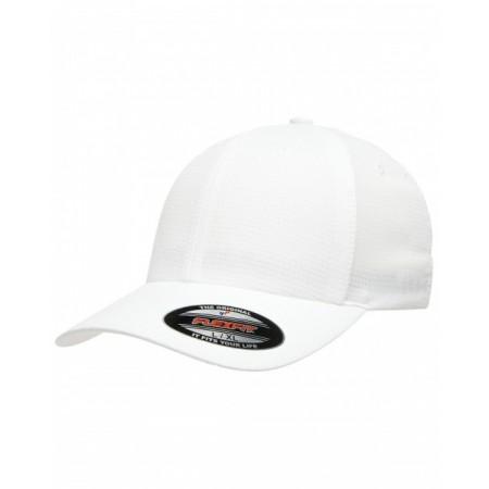 6587 Adult Hydro Grid Stretch Cap - Flexfit Caps