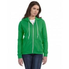 71600L Ladies' Full-Zip Hooded Fleece - Anvil Hooded Sweatshirts