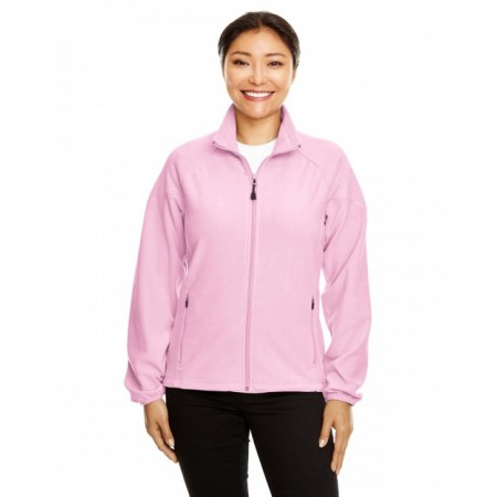 78025 Ladies' Microfleece Unlined Jacket - North End Women Jackets