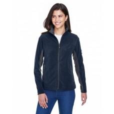 78048 Ladies' Microfleece Jacket - North End Jackets