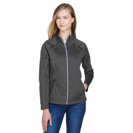 78174 Ladies' Gravity Performance Fleece Jacket - North End Jackets