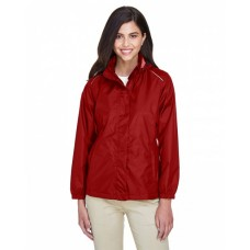 78185 Ladies' Climate Seam-Sealed Lightweight Variegated Ripstop Jacket - Core 365 Womens Jackets