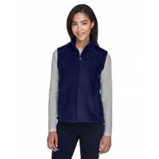78191 Ladies' Journey Fleece Vest - Core 365 Womens Vests
