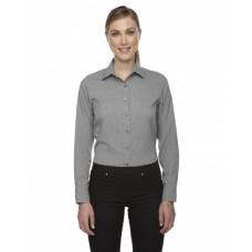 78802 Ladies' Mélange Performance Shirt - North End Women Woven Shirts