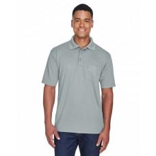 8210P Adult Cool & Dry Mesh PiquéPolo with Pocket - UltraClub Polo Shirts