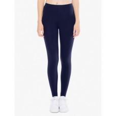 Ladies' Cotton Spandex Jersey Leggings