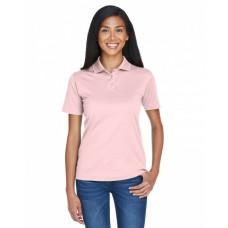8404 Ladies' Cool & Dry Sport Polo - UltraClub Women Polo Shirts