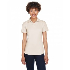 8425L Ladies' Cool & Dry Sport Performance Interlock Polo - UltraClub Women Polo Shirts
