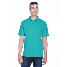 8445 Men's Cool & Dry Stain-Release Performance Polo - UltraClub Mens Polo Shirts
