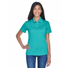 8445L Ladies' Cool & Dry Stain-Release Performance Polo - UltraClub Women Polo Shirts