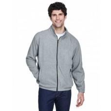 8485 Men's Iceberg Fleece Full-Zip Jacket - UltraClub Jackets