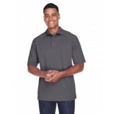 85093 Men's Eperformance™ Ottoman Textured Polo - Extreme Mens Polo Shirts