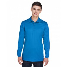 85111T Men's Tall Eperformance™ Snag Protection Long-Sleeve Polo - Extreme Mens Polo Shirts