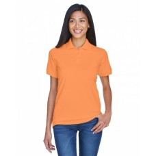 8530 Ladies' Classic Piqué Polo - UltraClub Women Polo Shirts
