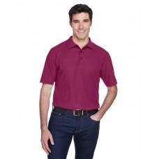 8540 Men's Whisper Piqué Polo - UltraClub Mens Polo Shirts