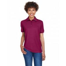 8541 Ladies' Whisper Piqué Polo - UltraClub Women Polo Shirts