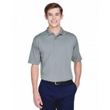 8610 Men's Cool & Dry 8-Star Elite Performance Interlock Polo - UltraClub Mens Polo Shirts