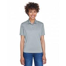8610L Ladies' Cool & Dry 8-Star Elite Performance Interlock Polo - UltraClub Women Polo Shirts
