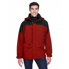 88006 Adult 3-in-1 Two-Tone Parka - North End Parkas