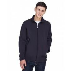 88099 Men's Three-Layer Fleece Bonded Performance Soft Shell Jacket - North End Mens Jackets