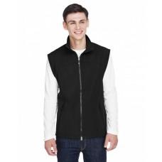 88127 Men's Three-Layer Light Bonded Performance Soft Shell Vest - North End Mens Vests