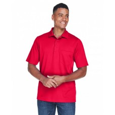 88181P Men's Origin Performance Piqué Polo with Pocket - Core 365 Mens Polo Shirts
