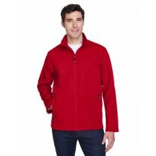 88184 Men's Cruise Two-Layer Fleece Bonded SoftShell Jacket - Core 365 Mens Jackets