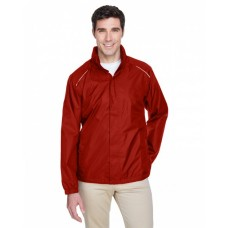 88185 Men's Climate Seam-Sealed Lightweight Variegated Ripstop Jacket - Core 365 Mens Jackets