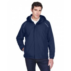 88189T Men's Tall Brisk Insulated Jacket - Core 365 Mens Jackets