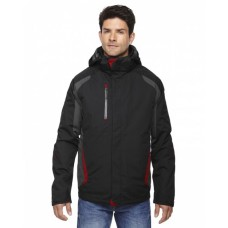 88195 Men's Height 3-in-1 Jacket with Insulated Liner - North End Mens Jackets