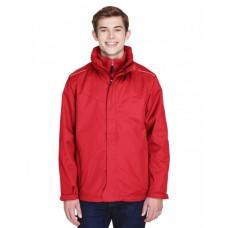 88205 Men's Region 3-in-1 Jacket with Fleece Liner - Core 365 Mens Jackets