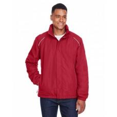 88224 Men's Profile Fleece-Lined All-Season Jacket - Core 365 Mens Jackets