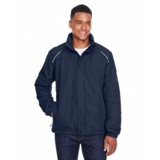 88224T Men's Tall Profile Fleece-Lined All-Season Jacket - Core 365 Mens Jackets