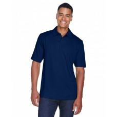 88632 Men's Recycled Polyester Performance Piqué Polo - North End Mens Polo Shirts