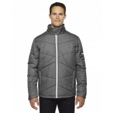 88698 Men's Avant Tech Mélange Insulated Jacket with Heat Reflect Technology - North End Mens Jackets
